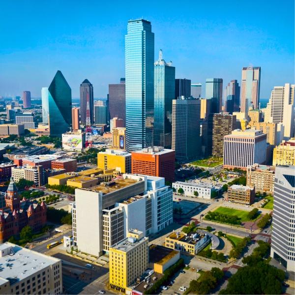 TX CITY DALLAS